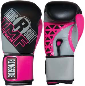 5. Ringside Women's IMF Tech Boxing Training Sparring Gloves