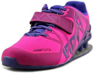 9. Inov-8 Women's FastLift 335 Powerlifting Weight Lifting shoes