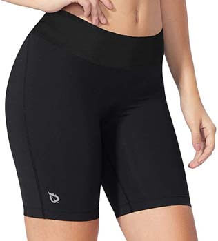 4. Women's 7 Inches Long Compression