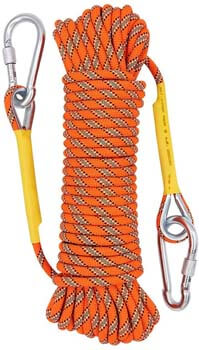 9. X XBEN Outdoor Climbing Rope