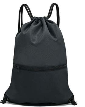 5. Drawstring Backpack Bag