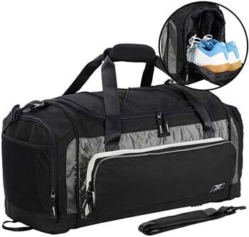 10. Large Duffel Bag Men's Gym Bag