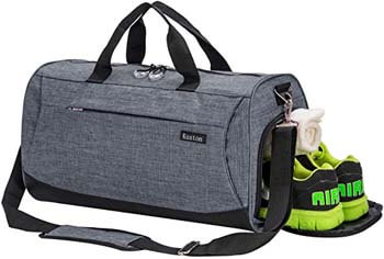 9. Sports Small Gym Bag for Men and Women