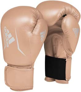 4. Adidas FLX 3.0 Speed 50 Boxing and Kickboxing Gloves