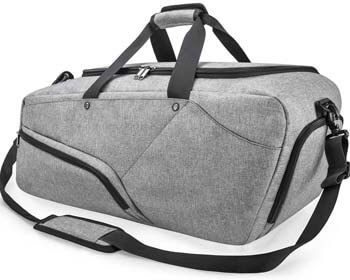 8. Gym Bag Sports Duffle Bag