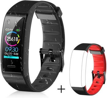5. Tovendor Fitness Tracker with 0.96 Inch
