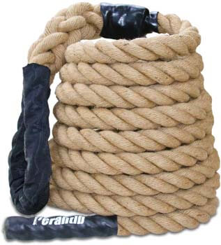10. Perantlb Outdoor Climbing Rope