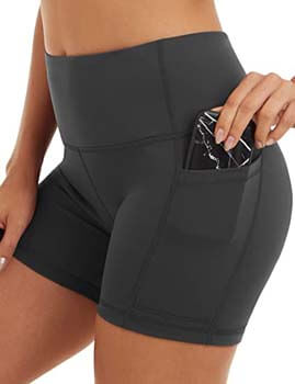 6. Women's High Waist Workout