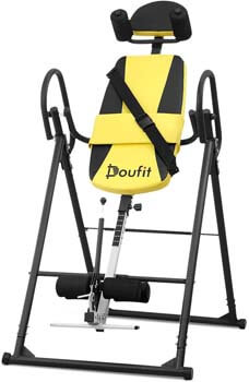 4. Doufit Inversion Table for Back Pain Relief